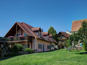 Ferienhof Hanser - Garten