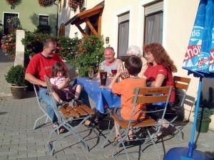 Noudlsberger Hof - Gastronomie im Freien
